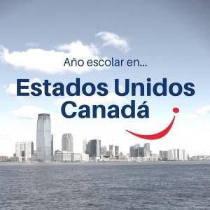 FSL - Un año en el extranjero - Estados Unidos - Canadá