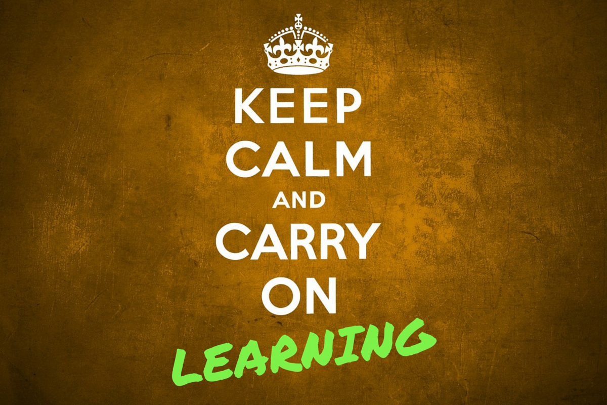 keep-calm-and-carry-on-learning
