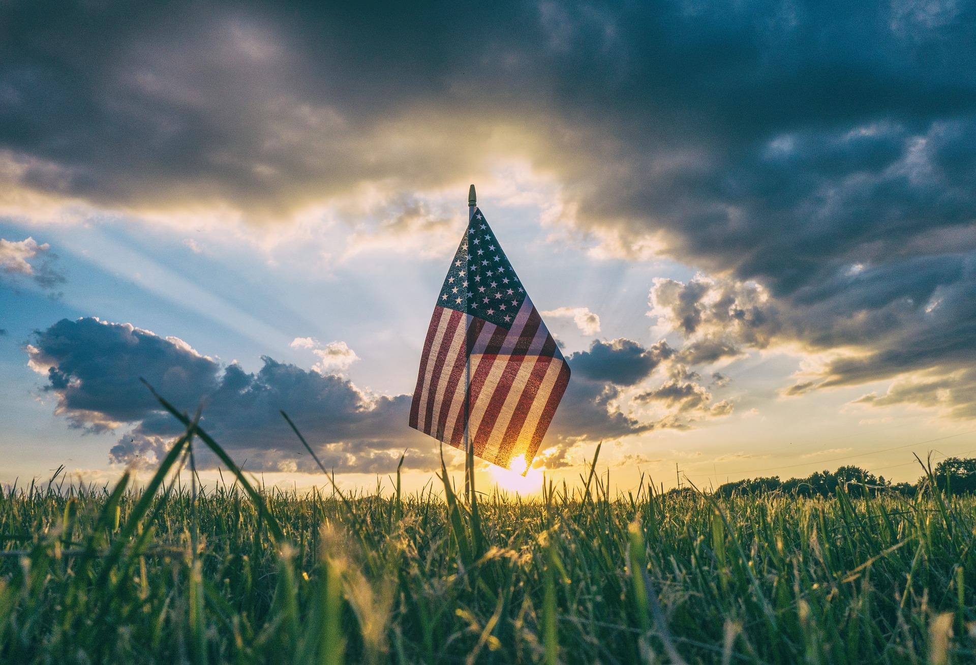 El origen de la bandera de Estados Unidos   Blog FSL