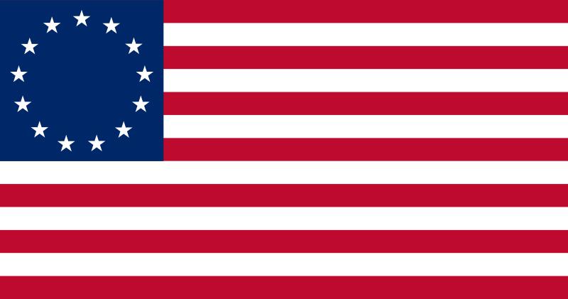 Origen de la bandera de Estados Unidos FSL Blog