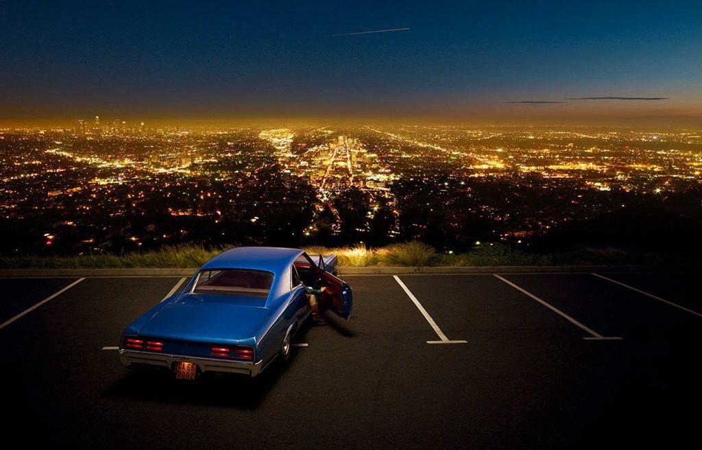 Mulholland Drive Los Ángeles