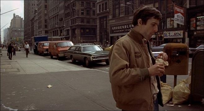 Taxi Driver en Nueva York