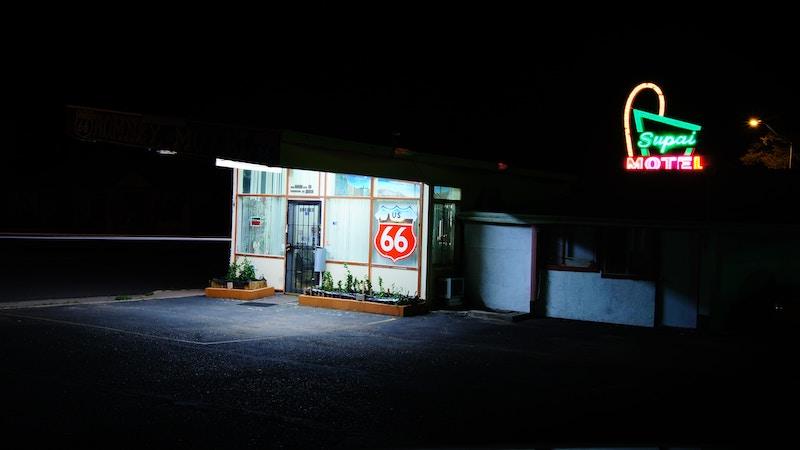 Seligman Ruta 66