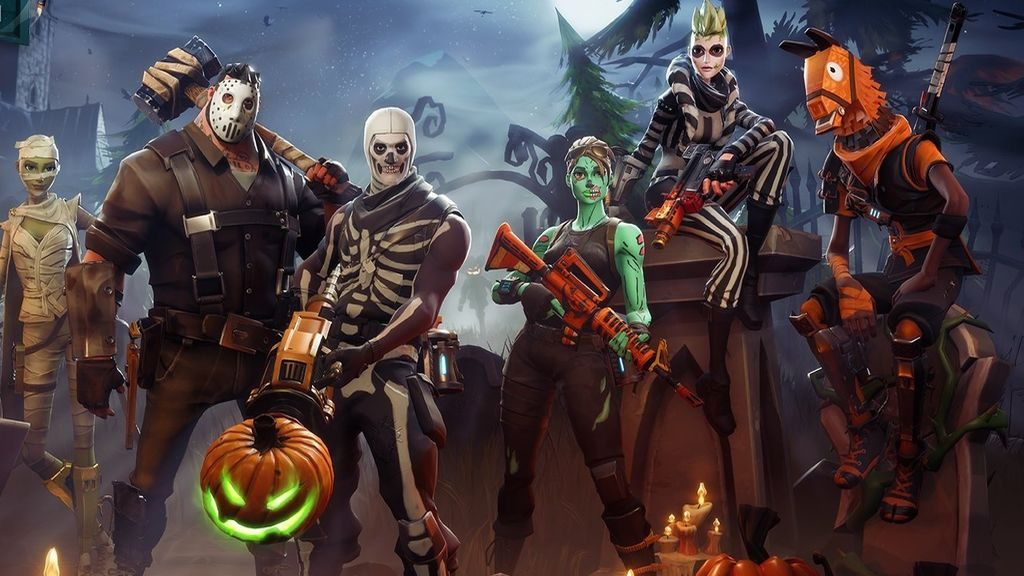 Disfraces de Fornite Halloween